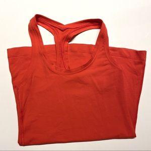 Lululemon Tank Top Yoga Athletic Shirt Racerback
